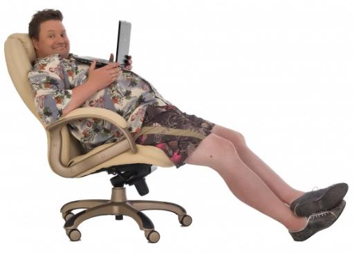 Допустимая нагрузка на офисное кресло