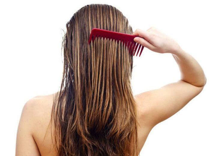 Вода для мытья волос