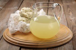 Сыворотка молочная: польза и применение