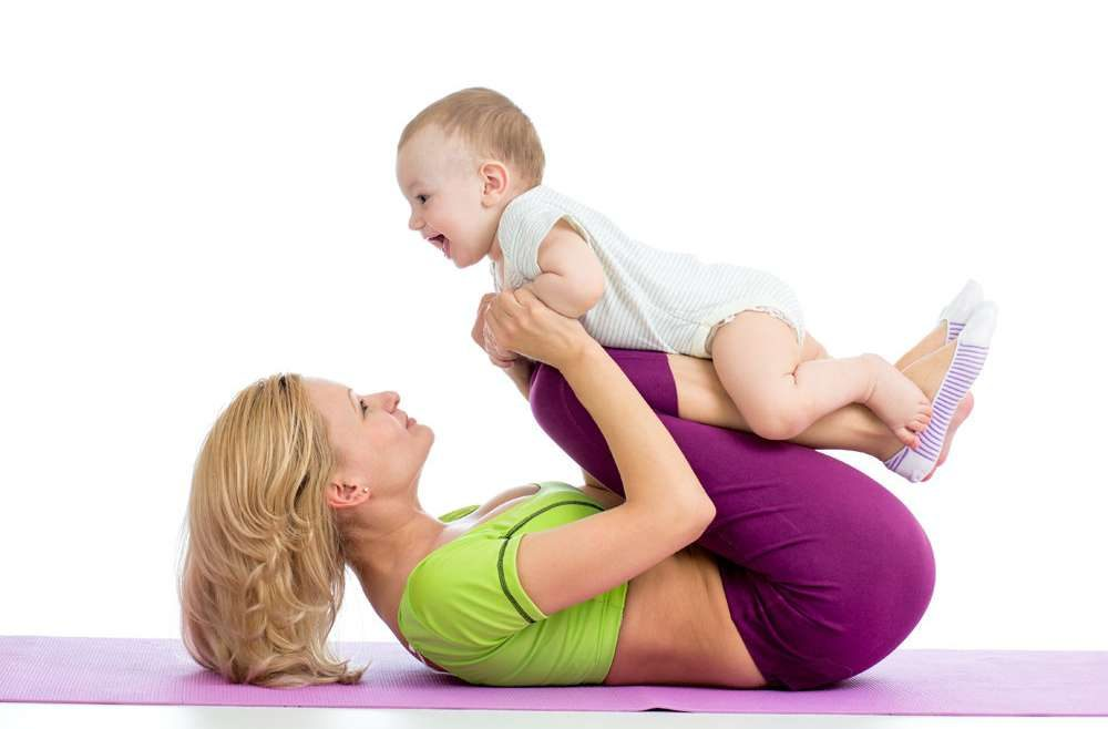 Послеродовое восстановление женщины в первые два месяца