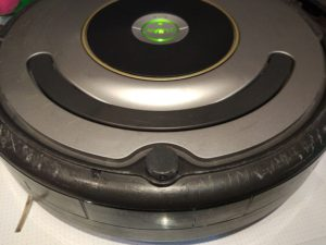 Робот пылесос iRobot Roomba 616